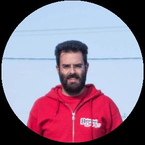 Αλέξανδρος Ιωαννίδης - Εκπαιδευτής Σκύλων στην Balanced Dog Training Team Θεσσαλονίκη