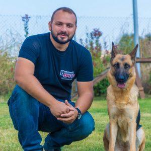 Παναγιώτης Κωσταβέλης - Εκπαιδευτής Σκύλων στην Balanced Dog Training Team Θεσσαλονίκη